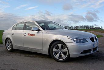 Bildspel: BMW 520i