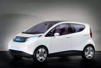 Bildspel: Uppstickare planerar elbil till nästa år