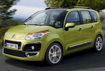 Bildspel: Citroën C3 Picasso - en möjlig storsäljare