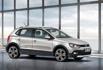 Bildspel: Volkswagen CrossPolo - mer robust
