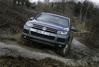 """Bildspel: Volkswagen Touareg - """"Kan dra en Belgian Blue från marknaden"""""""