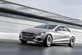 Bildspel: Mercedes F800 Style - styr själv