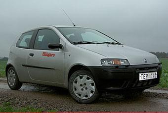 Bildspel: Fiat Punto 80 16V ELX  - 2000