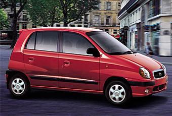 Bildspel: Hyundai Atos 1.0 GLS  - 2000