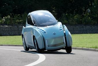 Bildspel: Sväng så lutar nytt Nissankoncept