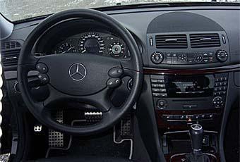 Bildspel: Mercedes Benz E240 2005