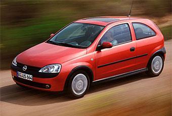 Bildspel: Opel Corsa 1,3 CDTi