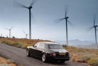 Bildspel: Elektrisk Rolls-Royce