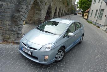Bildspel: Toyota Prius laddhybrid - Vi Bilägare provkör