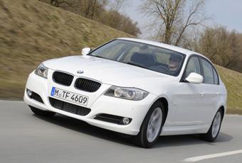 Bildspel: BMW 320d Efficient Dynamics Edition - rekordsnål
