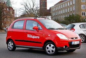 I stadstrafik är Matiz lätt att manövrera, men på landsvägen blir bilen bullrig och vinglig.