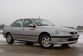 Bildspel: Peugeot 406 - 2000