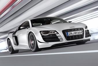 Bildspel: Audi R8 GT - mer krut till bantad sportbil