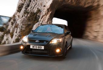 Bildspel: Ford Focus RS500 - ny värsting