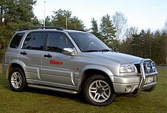 Bildspel: Suzuki Grand Vitara XL-/ Limited
