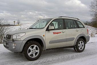 Bildspel: Toyota RAV 4 Widebody - 2000