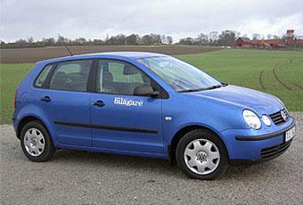 Bildspel: VW Polo - 2002