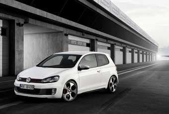 Bildspel: Bildspel: Nya VW Golf GTI