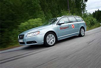 Bildspel: Volvo V70 - Första svenska testet