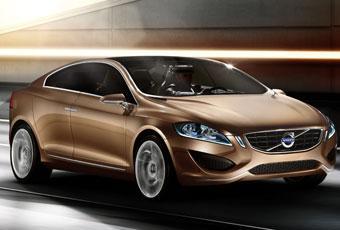 Bildspel: Här är nya Volvo S60