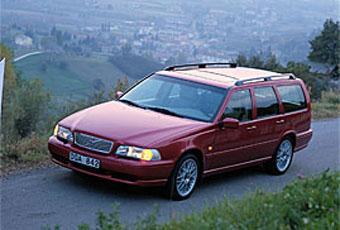 Bildspel: Volvo V70 2,5   - 1999