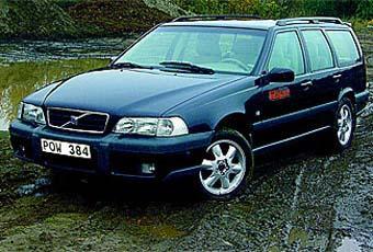 Bildspel: Volvo Cross Country  - 2001