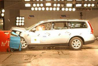 Bildspel: Euro NCAP - nya testrutiner ställer högre krav på bilarna