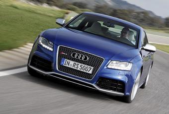 Bildspel: Audi RS5 - exklusivt nöje för få