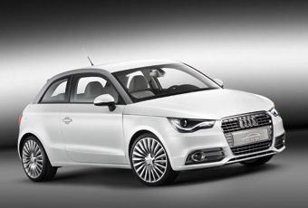 Bildspel: GENÈVE: Audi A1 e-tron
