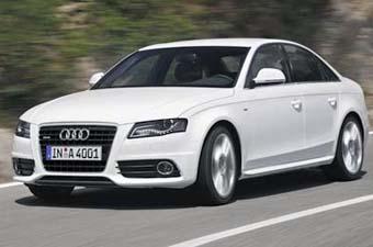 Bildspel: Större Audi A4 kliver upp en nivå
