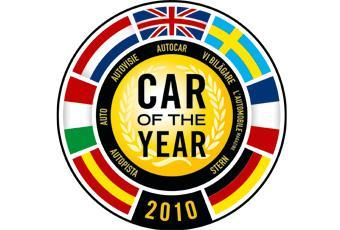Bildspel: Årets Bil 2010: se direktsändning