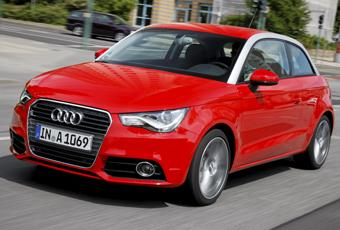 Bildspel: Audi A1 -  en statusbil i litet format