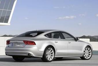 Bildspel: Här är nya Audi A7 Sportback