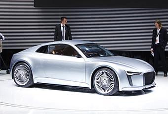Bildspel: DETROIT: Audi e-tron