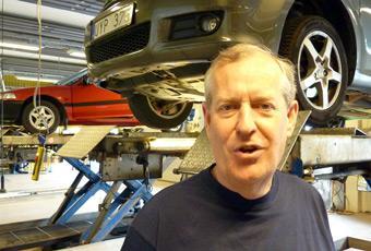 Magnus Ehrenstråhle, vd för Bilprovningen, är positiv till avregleringen av fordonsbesiktningen.