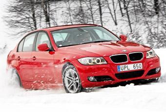 Bildspel: BMW 316d - priset glöms snabbt