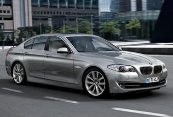 Bildspel: NYA BMW 5-SERIE