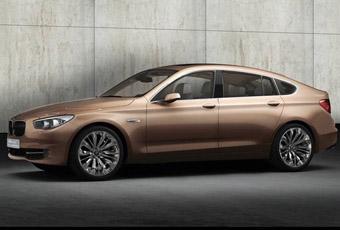 Bildspel: Genève: Här är BMW Concept 5-serie GT