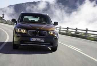 Bildspel: BMW visar nya X1