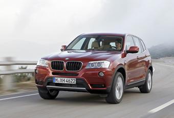 Bildspel: Här är nya BMW X3