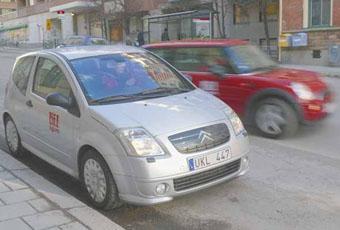 Bildspel: Citroën C2 1,6 VTR