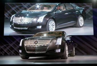 Bildspel: DETROIT: Cadillac XTS Platinum