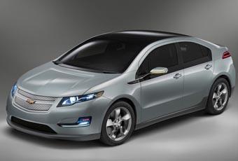 Chevrolet Volt, en storsatsning på ett grönare alternativ.