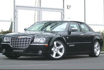 Bildspel: Chrysler 300 C - en nackvridare