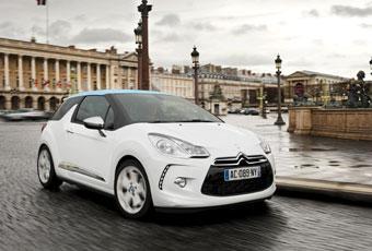 Bildspel: Citroën DS3 - valfrighet och lekfull design
