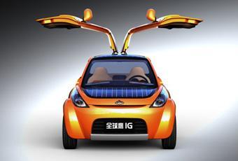Bildspel: Geely IG ska bli billigare än Tata Nano