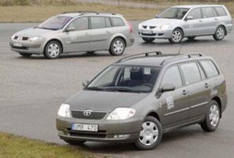 Bildspel: Toyota Corolla 1,6 5-d Linea Sol  - 2002