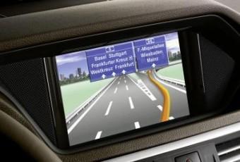 Bildspel: Mercedes integrerar GPS