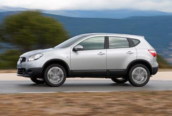 Bildspel: Nissan Qashqai - putsat högbygge