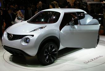 Bildspel: Officiell: Här är Nissan Qazana